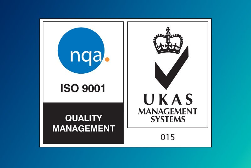 Lynx Networks ISO 9001:2015 Accredited