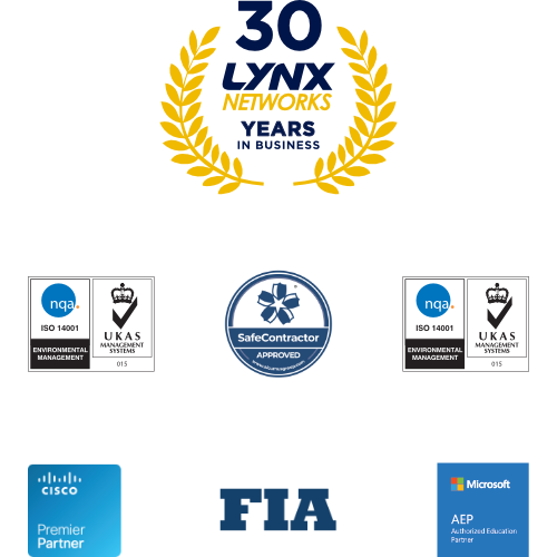 Lynx Networks accreditations