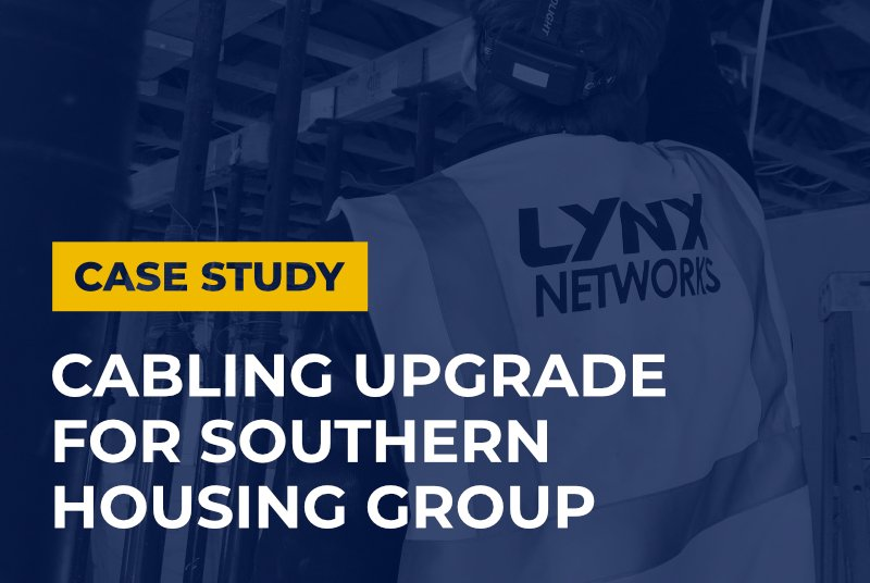 Cabling Upgrade for Southern Housing Group
