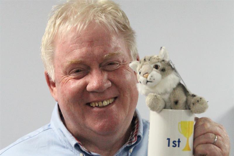 Lynx League Leader Claims Prize